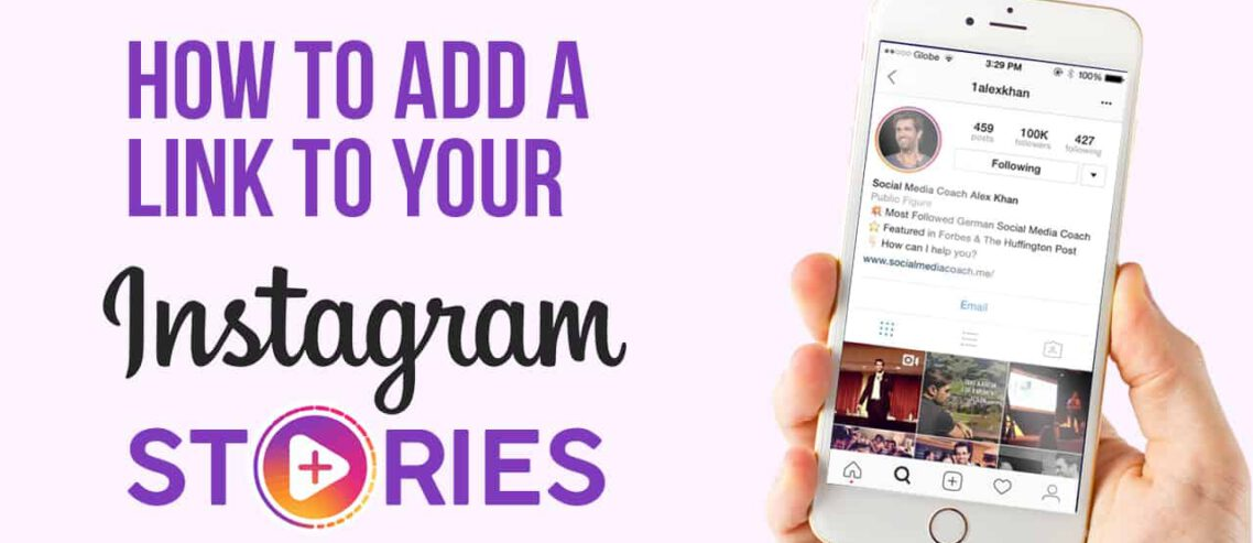 How to add to instagram story